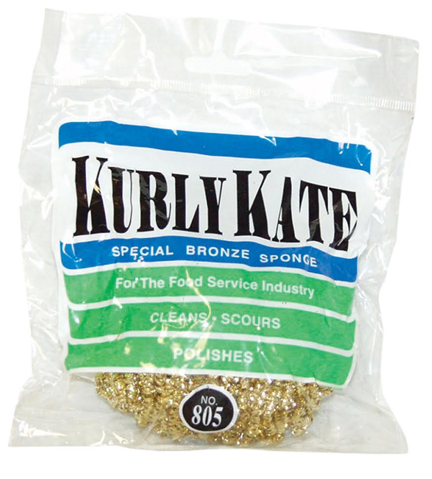 Kurly Kate� Stainless Steel Scrubbers